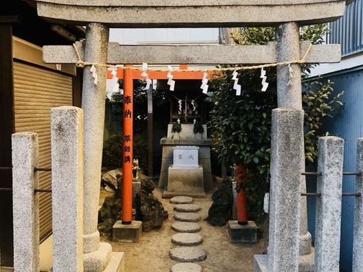 薬師神社(時の鐘)