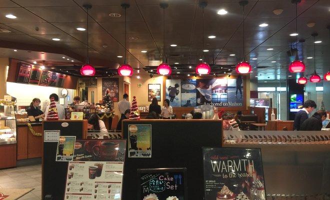 シアトルズ・ベスト・コーヒー 池袋サンシャイン60店