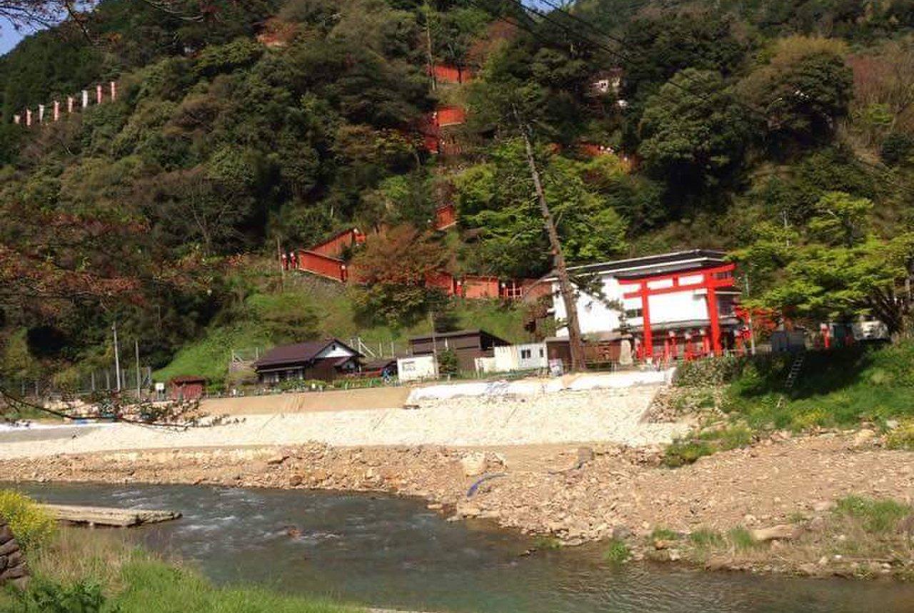 太皷谷稲成神社