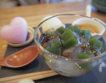 【フリーWi-Fiコンセント・電源カフェ】日暮里駅谷中銀座近くにあるインスタ映えする和カフェを発見。