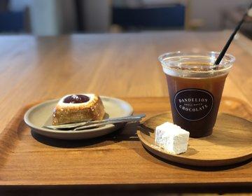 都内おすすめくつろげるカフェ『ダンデライオン』蔵前おすすめカフェです!