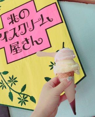 北のアイスクリーム屋さん 運河本店