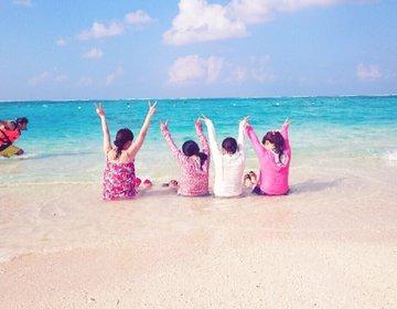 無人島に行こう!きれいすぎるビーチを持つ【ナガンヌ島】
