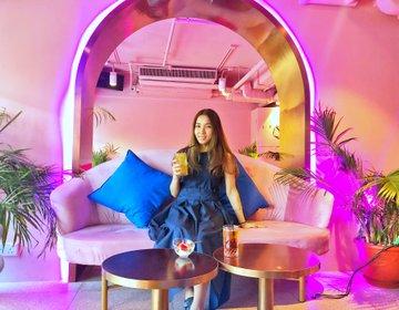 香港旅おすすめ♡おしゃれ女子が好きなガーリーなお店とピンクなバー
