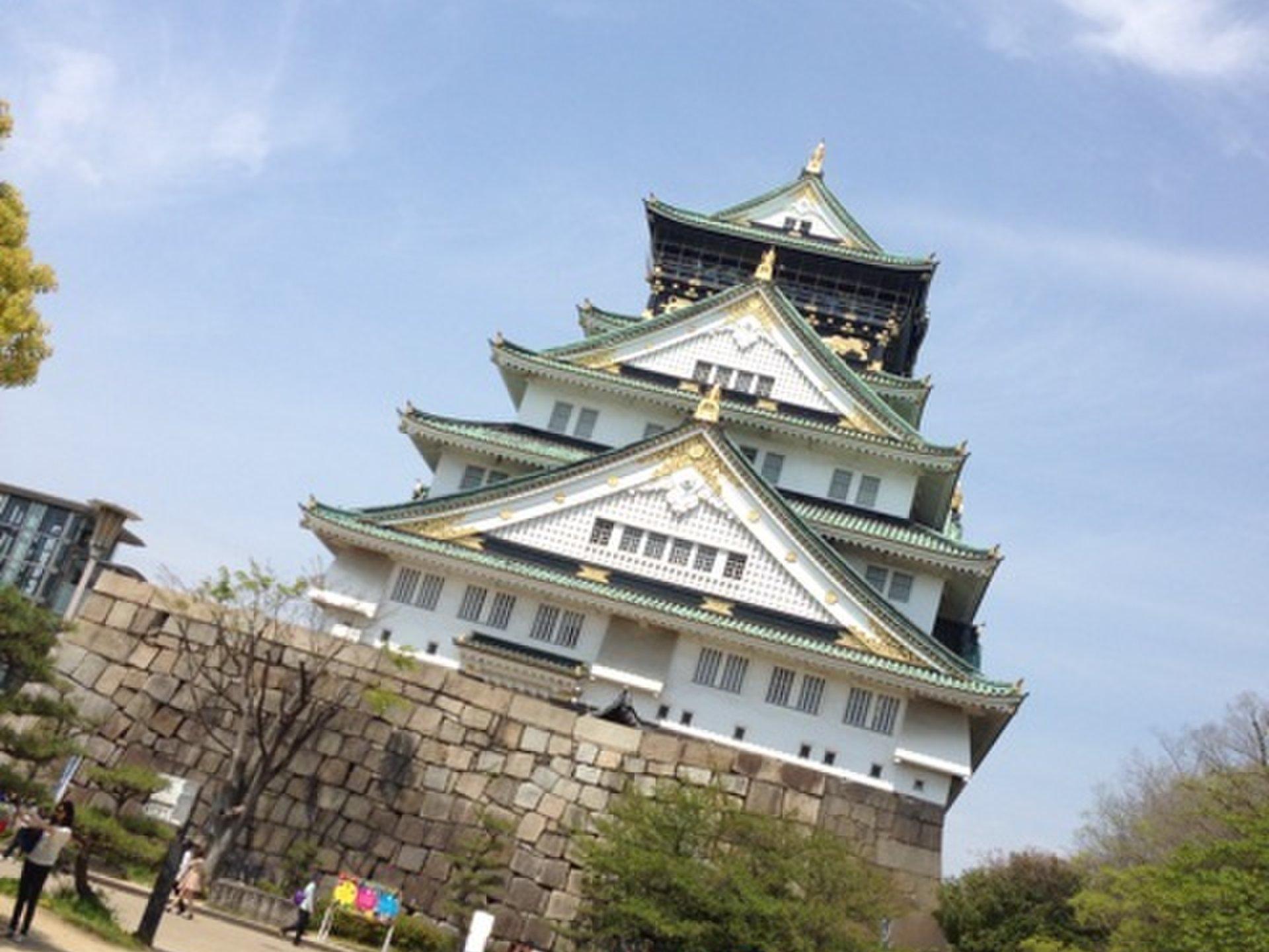 大阪プチ旅行!大阪城から通天閣食い倒れテッパンツアー!デートにも♪