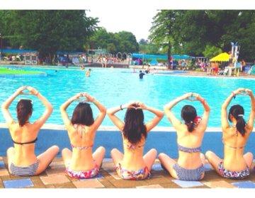 【2015年夏におすすめ!昭和記念公園プールで青春満喫!】安いのに大満足できる穴場の人気スポット!