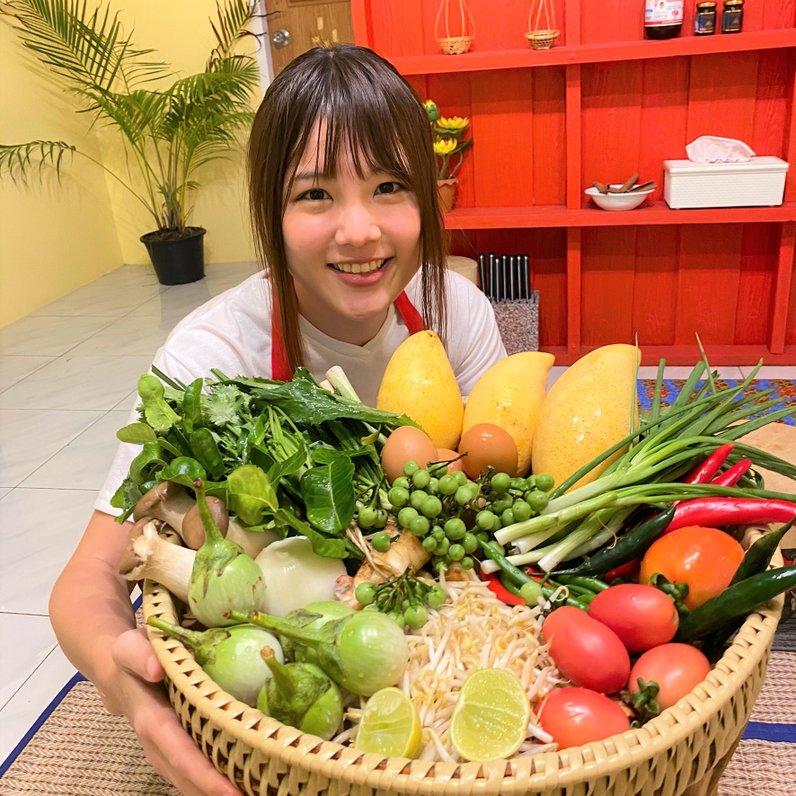 「タイの料理文化を学ぼう」体験