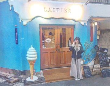 フォトジェニック♡東京都内のおしゃれなカフェ巡り