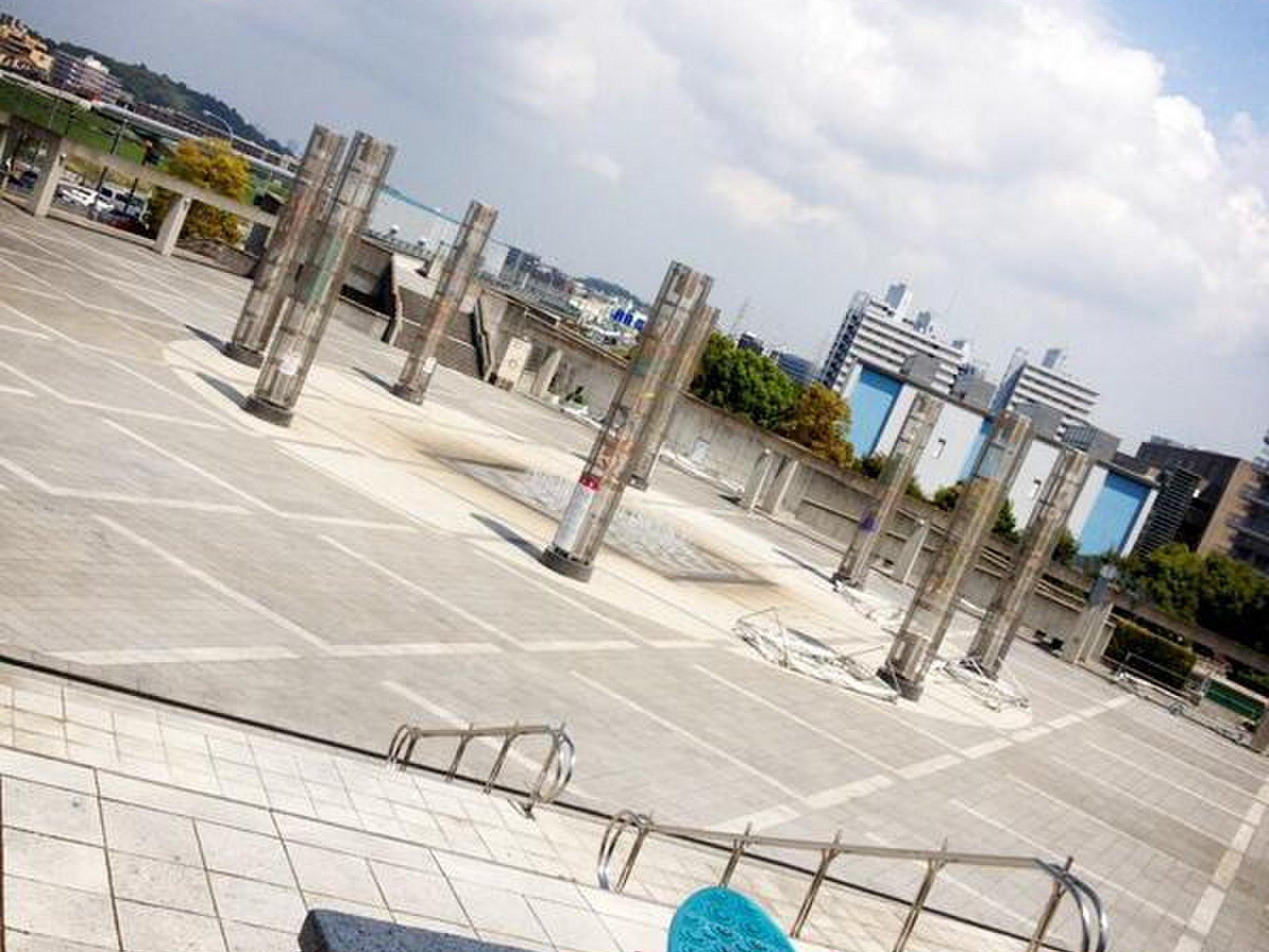 【ペニーで散歩デート】新横浜の町並みを楽しみながら遊べるスポットへGO!