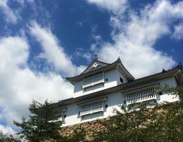日本を代表する名城・岡山県にある津山城!迫力満点の大きな石垣や自然との一体感が人気の観光名所!