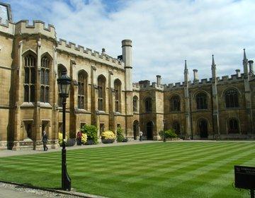 海外編☆In the days of Cambridge☆超名門☆イギリスケンブリッジ大学周遊☆