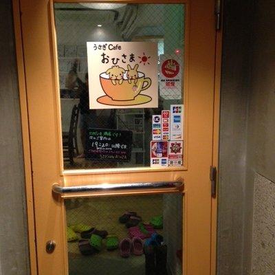 【閉店】うさぎカフェ おひさま