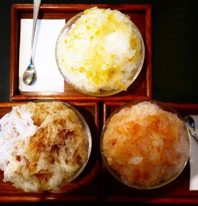三日月氷菓店