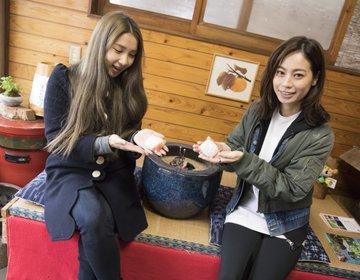 鹿児島グルメ旅♡さつま町名物いちごまんじゅう&洋食ランチ