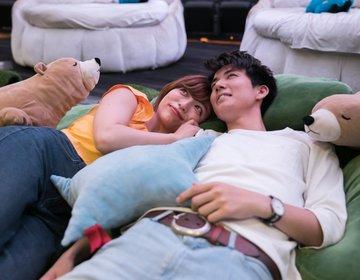 【池袋で夏デート】プラネタリウムと水族館で涼しく快適、室内デート!