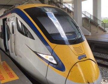 【マレーシア在住が教える】マレー鉄道の旅!ペナンまで新型特急で4時間になりました!