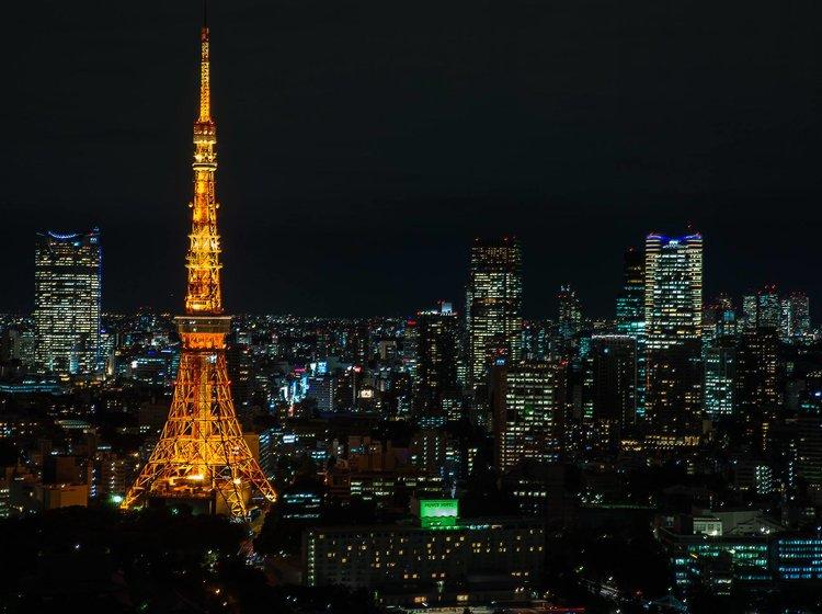 タワー 周辺 観光 東京