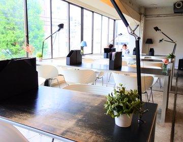 【堀江・穴場】都心からアクセス抜群!作業が最もはかどる新感覚のオフィスカフェってどんなカフェ?