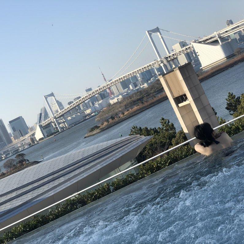 ヒルトンお台場(庵スパ TOKYO)
