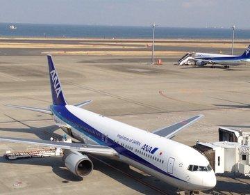 【羽田空港第2ビルへいこう】飛行機とデッキからの豊かな景色を楽しむ