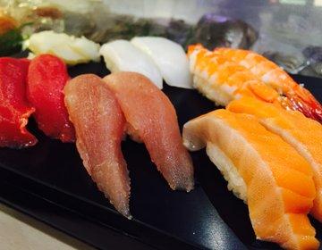 24時間営業!深夜に都内で寿司が食べたくなったら「すしざんまい築地本店」へ行くべし!