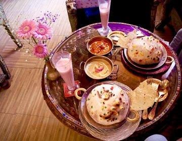 【日暮里のフォトジェニックなレストラン】日暮里で迷ったらダージリンのインドカレーがおすすめ