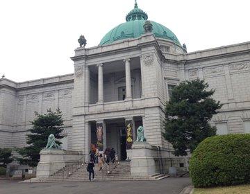 とっておきのスポットをご紹介☆上野ぶらり周遊!桜を愛でながらの博物館・美術館巡り☆