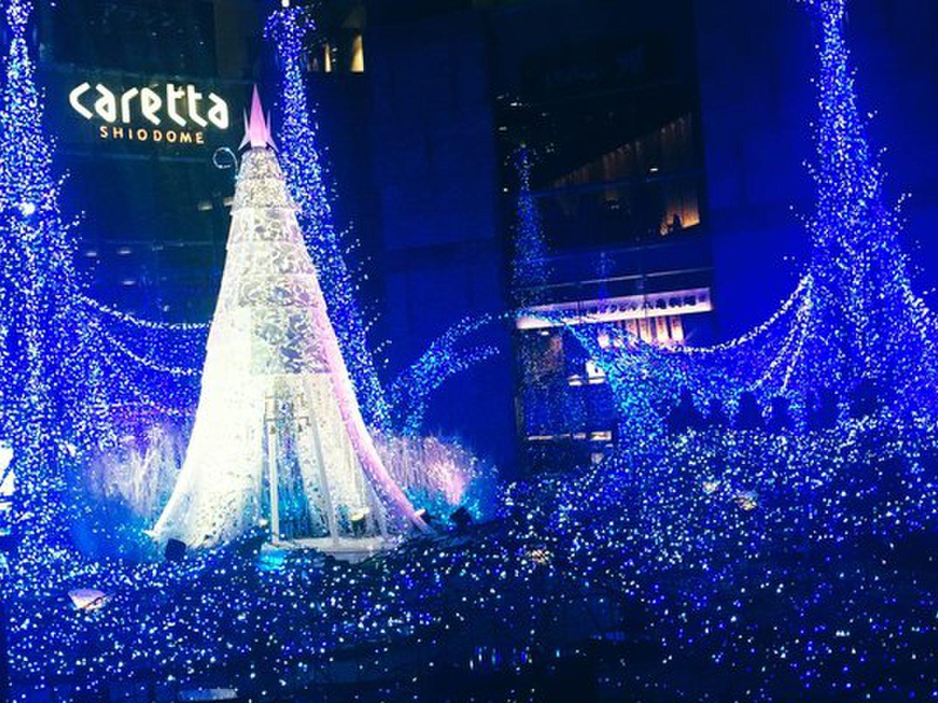 カレッタ汐留 クリスマスディナー&カフェ4選!イルミネーションを見た後は…♡