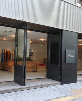 サタデーズサーフニューヨークシティ 神戸店