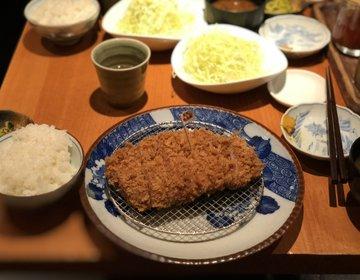 六本木食べログ3.5以上『豚組食堂』お勧めとんかつランチ・ディナー♡