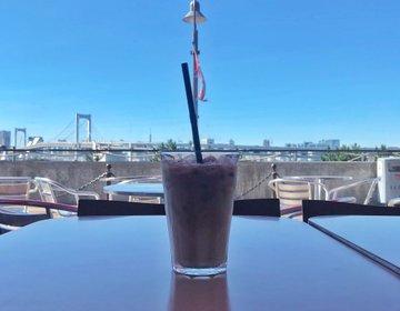 デックス東京ビーチおすすめカフェ♡お台場絶景・テラス付きカフェ