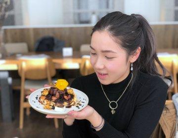 銀座駅周辺お勧めカフェ・お洒落でインスタ映えする東急プラザ『ミューズカフェ』