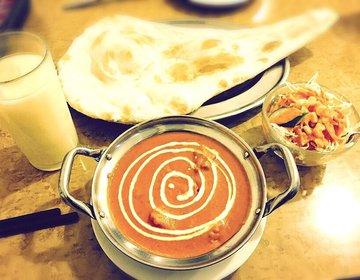 【つくばのインドカレーと言ったらここ!!】おいしいインドカレーを食べに『ヒマラヤ』でごはんしよう♡