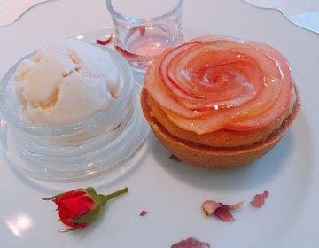 女の子の憧れの空間…ブライダルハウスカフェ「Cafe de Rose」がすてき♡