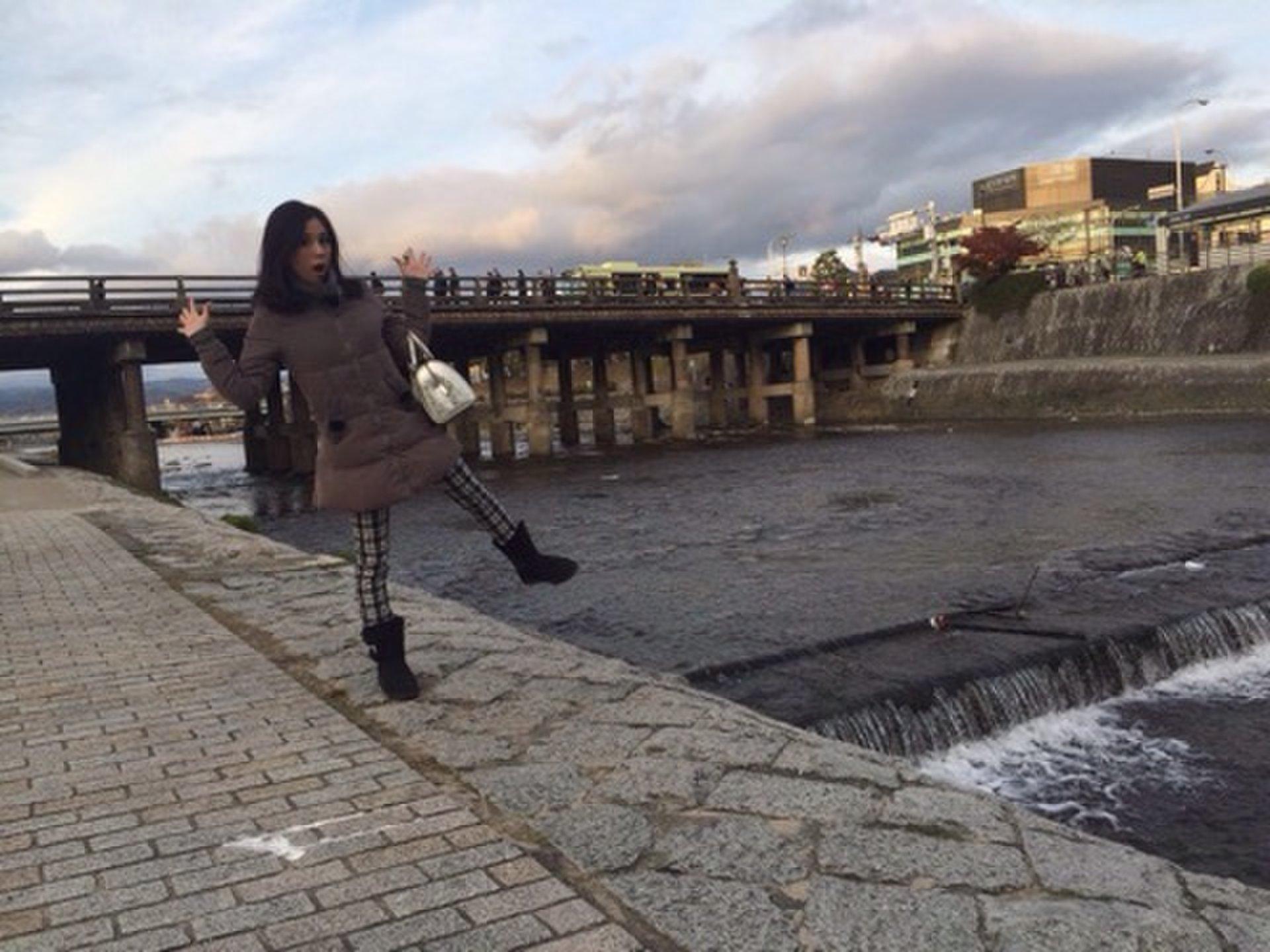 京都プチ旅行!鴨川散策からの特選抹茶カフェののんびりお散歩コース