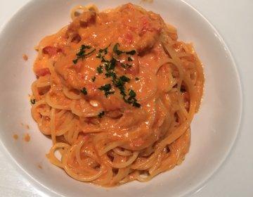 【銀座イタリアン】大人気ズワイ蟹トマトクリームパスタを食べに行こう♡食べログ評価高い!