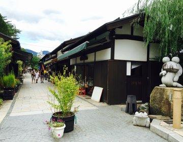 【松本ぶらり一人旅】周遊バスで巡る城下町。2000円でお釣りがきます!