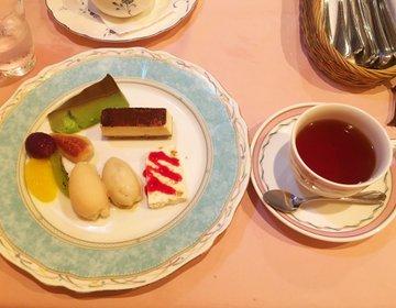水戸、おいしくて本格的なフレンチのコースを2千円台で楽しめるお店♡【パルファン・ヴェール】