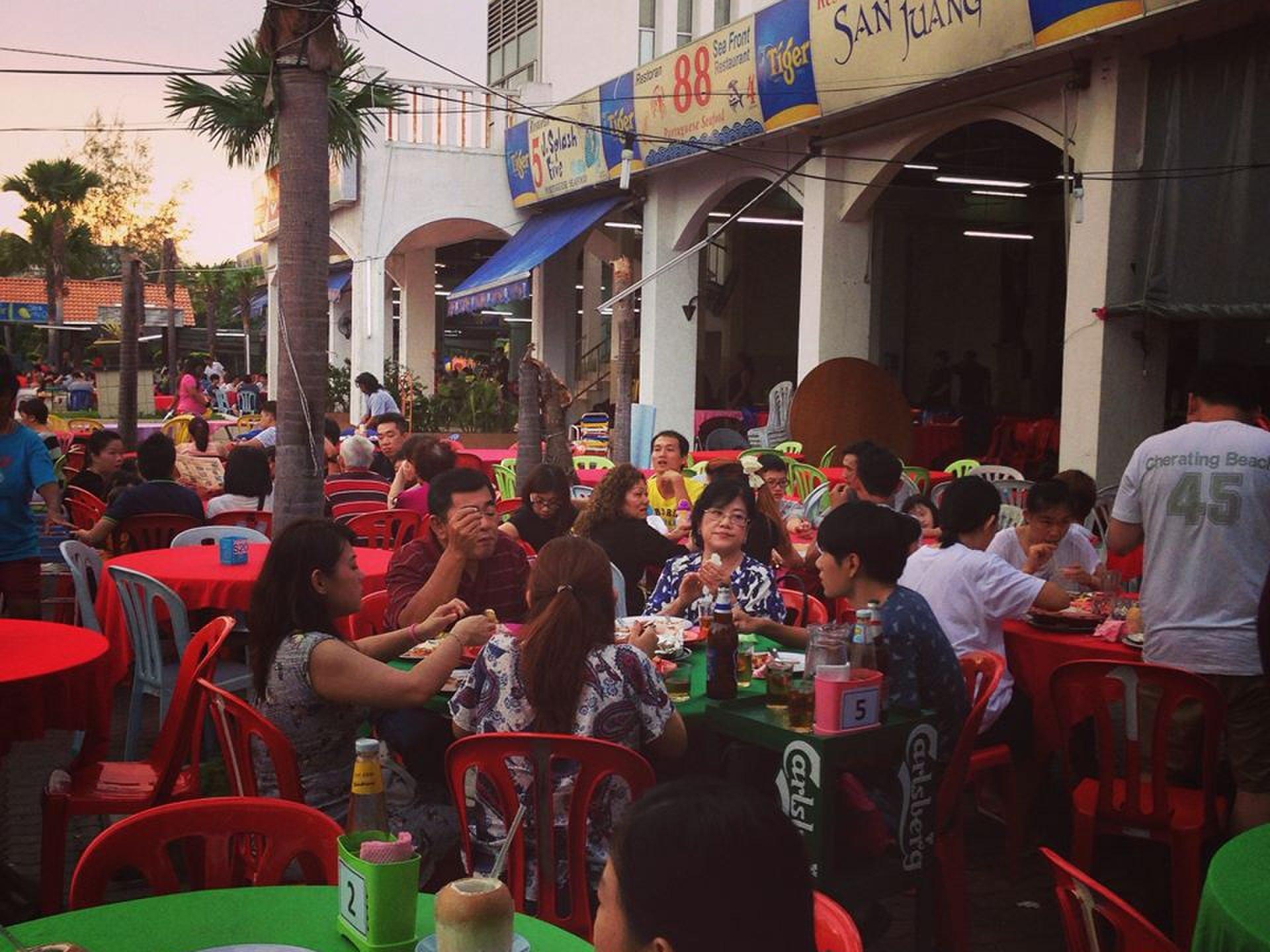 【マレーシア在住が教える】世界遺産マラッカでポルトガル風シーフード料理を食べつくす!