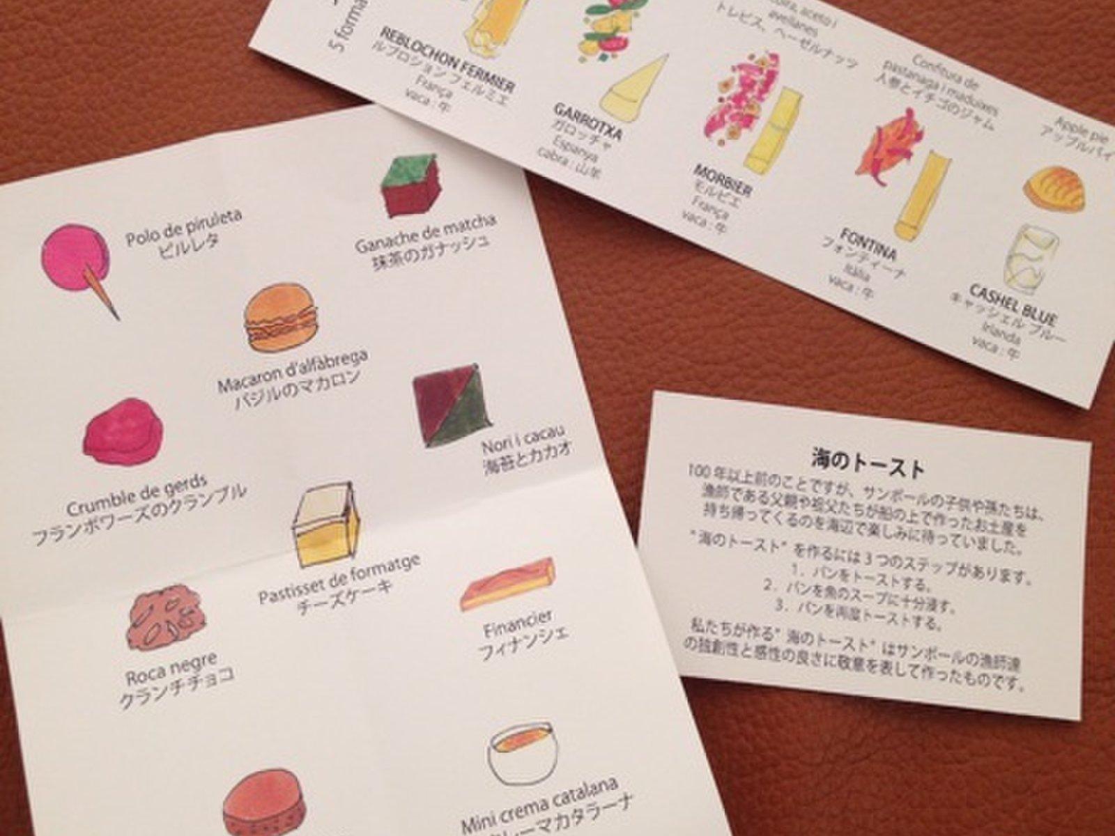レストラン サンパウ (RESTAURANT SANT PAU)