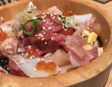 築地3,000円以ランチ♡極上寿司をカウンターで『築地青空三代目』