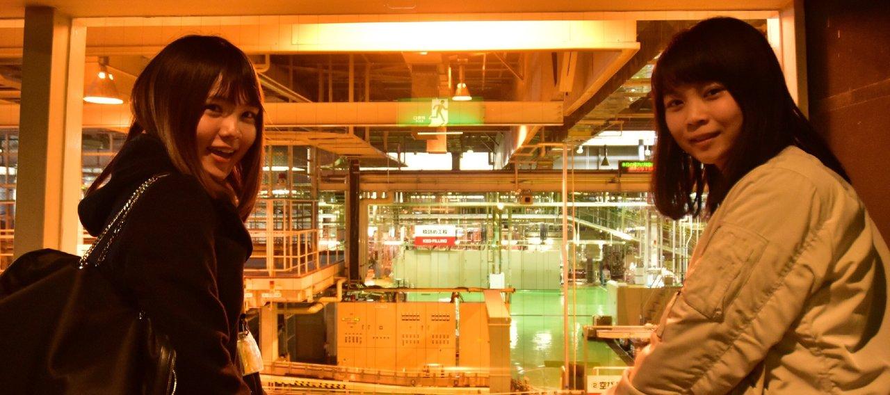 キリンビール 北海道千歳工場