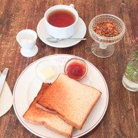 「朝はパン派」のあなた。東京都内でおいしいトーストに出会えるお店はここ!