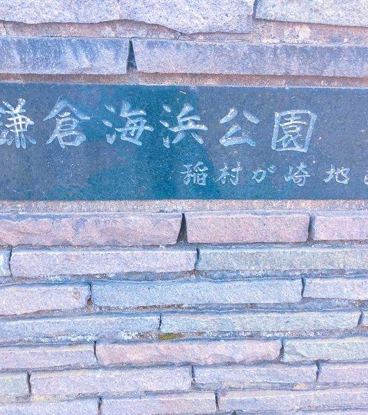 鎌倉海浜公園