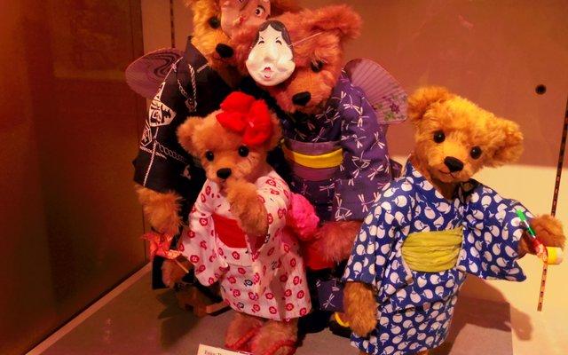 テディベアキングダム Teddy Bear Kingdom