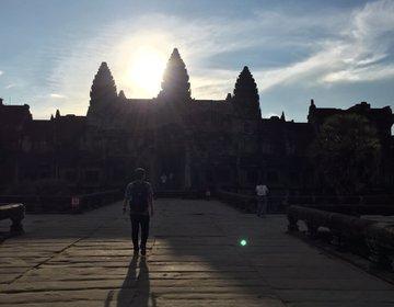 カンボジア旅行はトゥクトゥク選びが大切! トゥクトゥク選び方とアンコールワット!