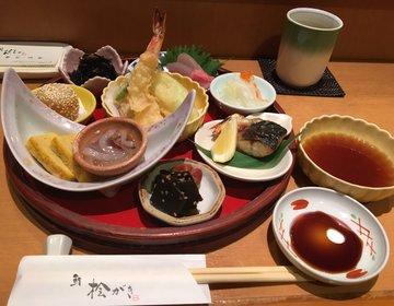 【福岡・唐人町】グルメな大人をうならせるお寿司屋さんのコスパ最高ランチ!