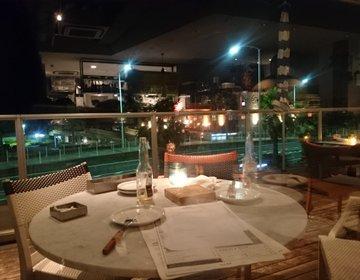 【徒歩5分以内】江ノ島の海が見えるテラスがあるレストランまとめ。夜景デートや女子会におすすめ!