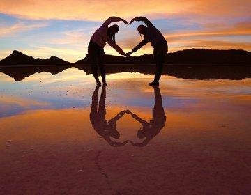【死ぬまでに行きたい絶景スポットNo.1】ボリビア・ウユニ塩湖!奇跡の絶景に会いに行く旅プラン♡