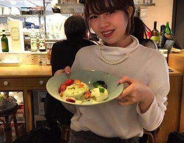 なんとエチカに女性一人でも夜ご飯をできる美味しいスペインバルを発見♡デリはテイクアウトOK!銀座!